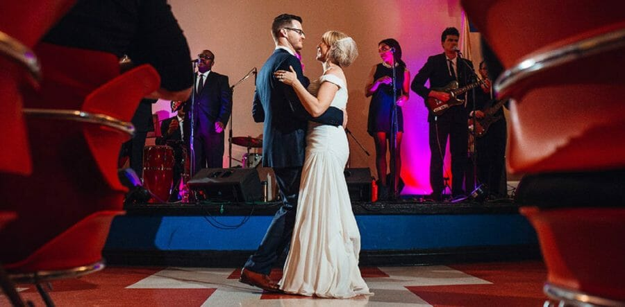 How we found the perfect wedding band1