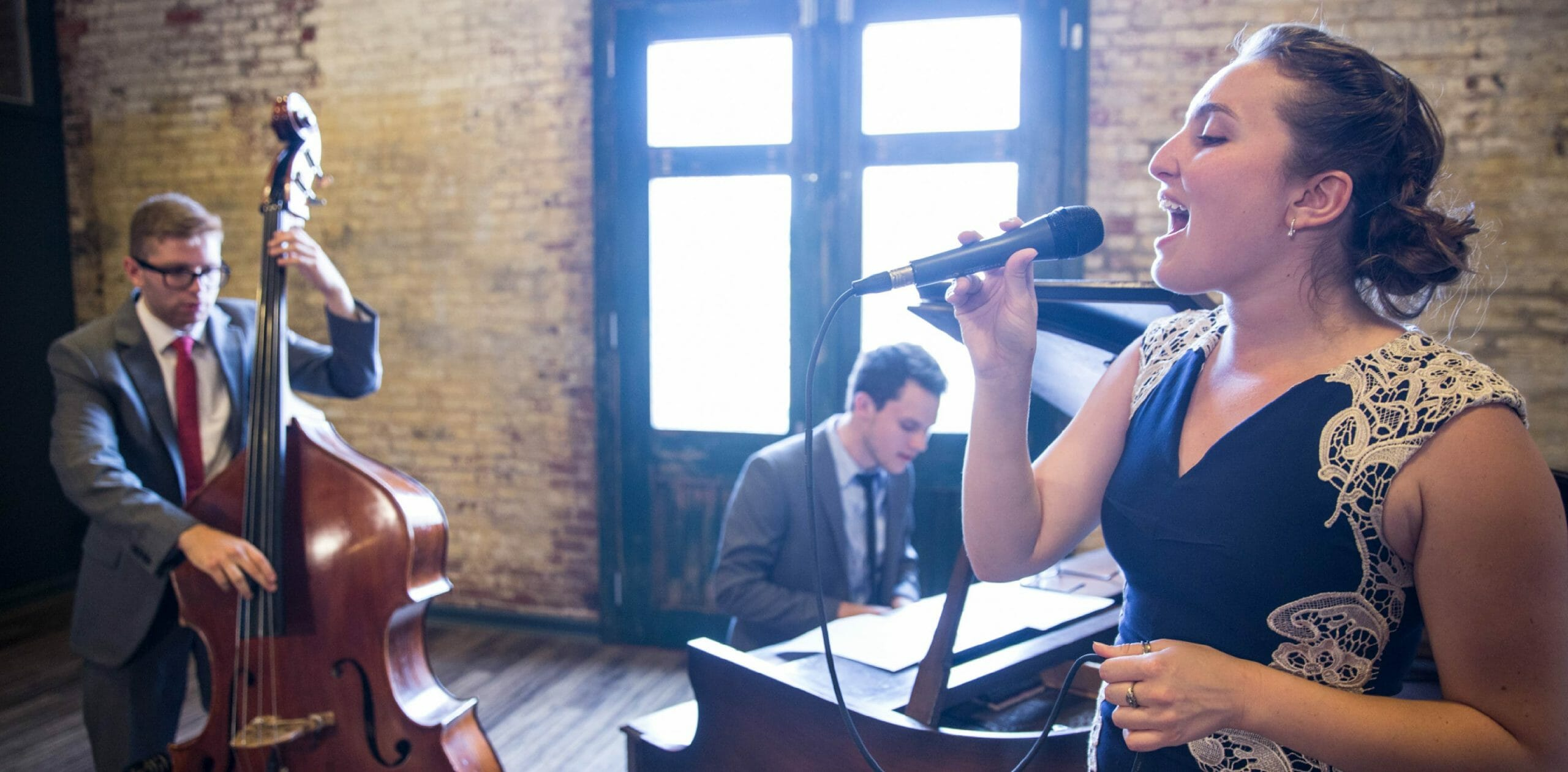 Chelsea Reed: One of the Top Jazz Bands for Your Wedding